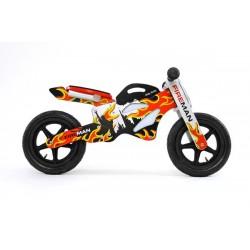 RACER - una bicicleta de madera sin pedales