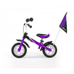 DRAGON DELUXE AVEC FREIN VIOLETTE -draisienne vélo sans pédales
