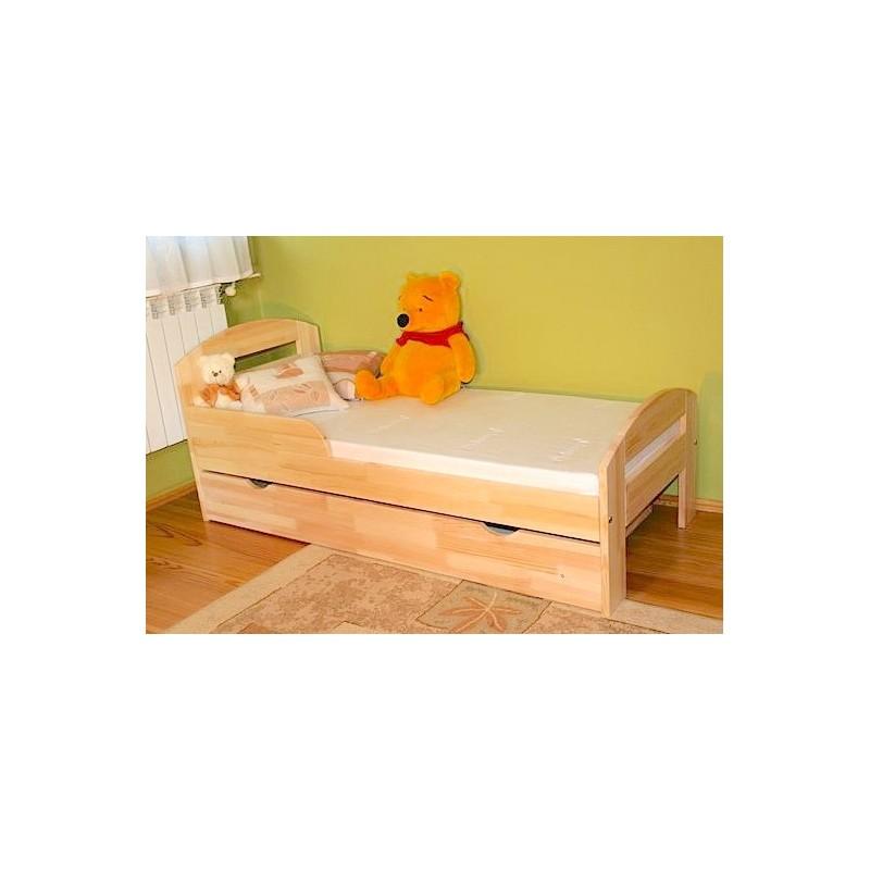 lit enfant 160x80. Black Bedroom Furniture Sets. Home Design Ideas