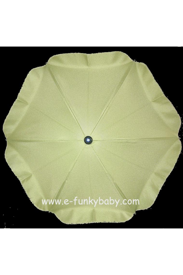 ombrelle pour poussette universelle vert ombrelles. Black Bedroom Furniture Sets. Home Design Ideas