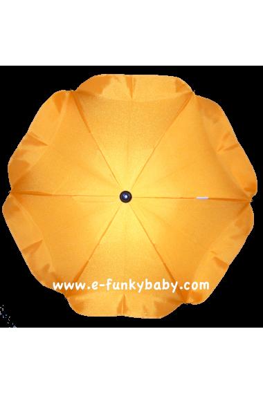 ombrelle pour poussette universelle jaune b b shopping. Black Bedroom Furniture Sets. Home Design Ideas