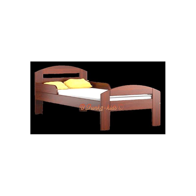 lit en bois de pin massif tim2 180 x 80 cm lits 180x80 cm. Black Bedroom Furniture Sets. Home Design Ideas