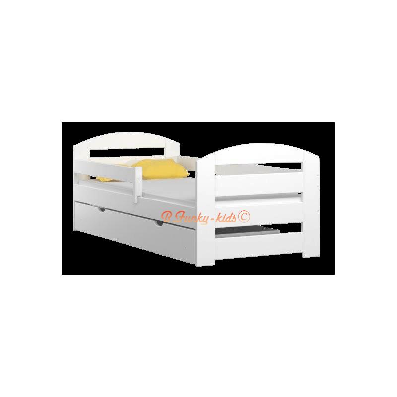 lit 160 avec tiroir top lit rangement lit avec tiroirs de. Black Bedroom Furniture Sets. Home Design Ideas