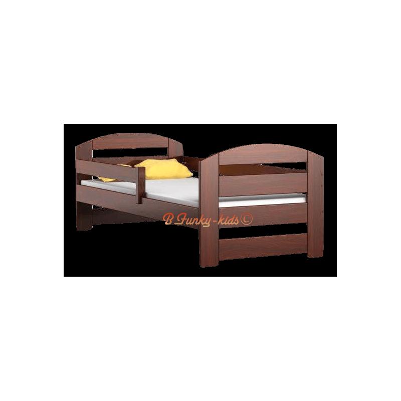 lit en bois de pin massif kam3 180x80 cm lits 180x80 cm. Black Bedroom Furniture Sets. Home Design Ideas