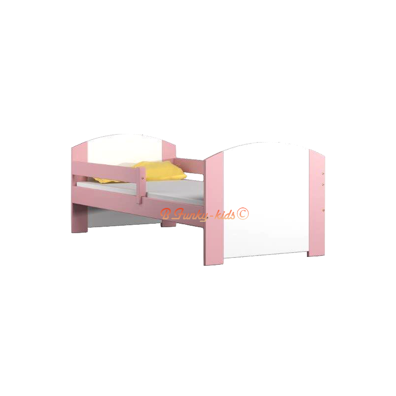 Lit en bois de pin massif avec tiroir kam4 160x70 cm lits 160x70 cm - Lit en pin avec tiroir ...