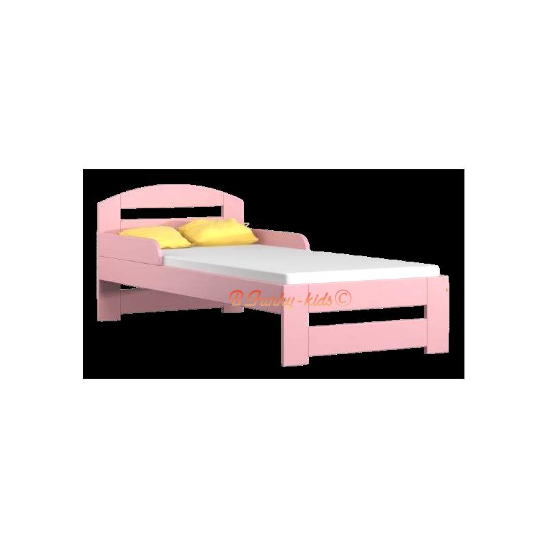 lit enfant en bois de pin massif tim1 avec tiroir 160 x 80. Black Bedroom Furniture Sets. Home Design Ideas