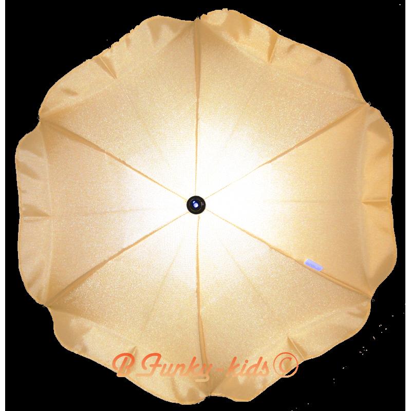 ombrelle pour poussette universelle jaune citron ombrelles. Black Bedroom Furniture Sets. Home Design Ideas
