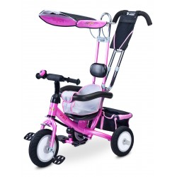 tricycle evolutif fille derby rose tricycles. Black Bedroom Furniture Sets. Home Design Ideas