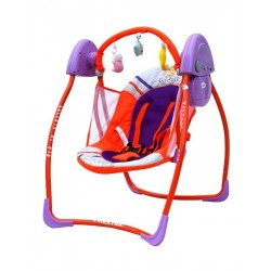 Balancelle électrique automatique violet