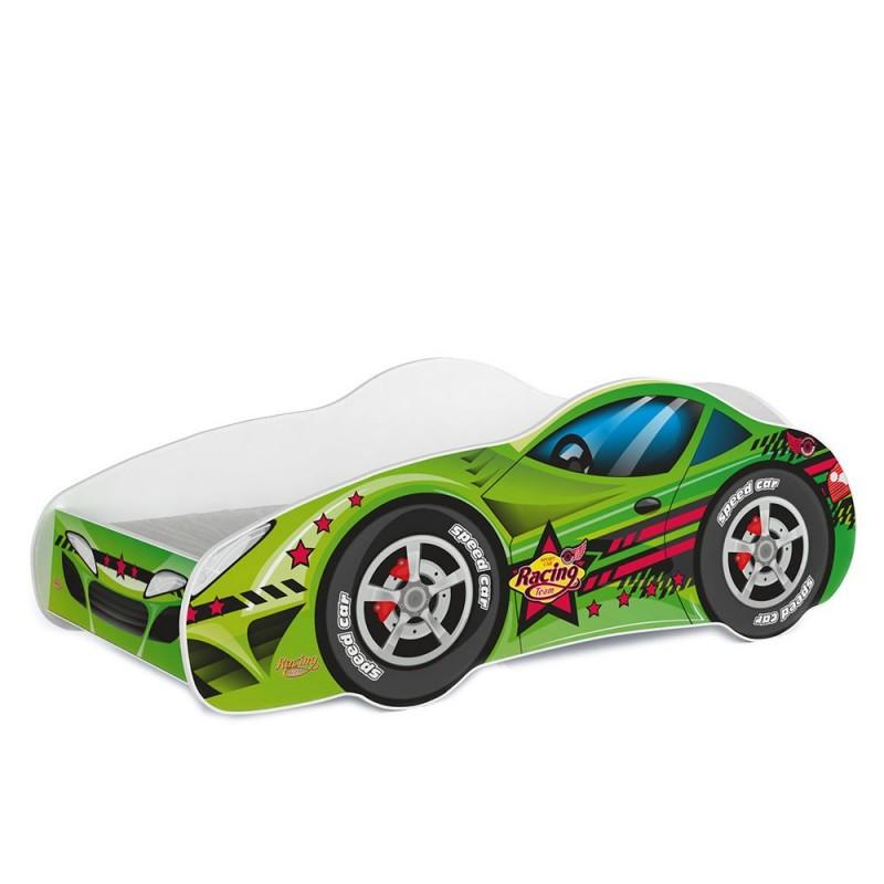 Lit voiture but cool best lit voiture avec matelas x cm for Lit voiture but