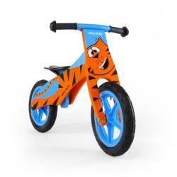 DUPLO TIGRE - draisienne bois de vélo sans pédales