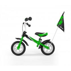 DRAGON DELUXE AVEC FREIN VERT - draisienne vélo sans pédales