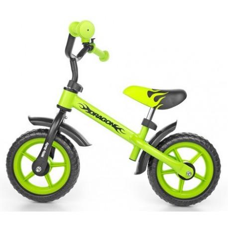 DRAGON VERT - vélo sans pédales
