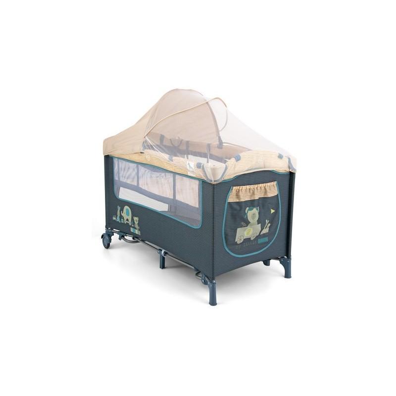 lit parapluie avec table langer mirage jouets bleus lits. Black Bedroom Furniture Sets. Home Design Ideas