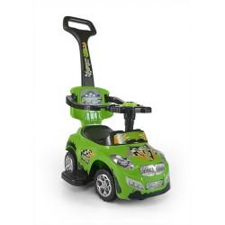 Porteur voiture 3 en 1 HAPPY vert