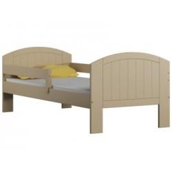 Lit en bois de pin massif Milly avec tiroir 160x70 cm
