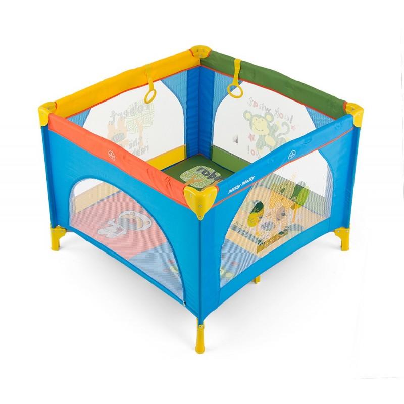 parc b b carr fun multicolore parcs. Black Bedroom Furniture Sets. Home Design Ideas