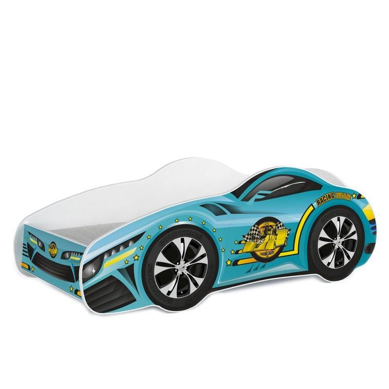lit voiture fille gar on 140x70 cm lits en forme de voitures. Black Bedroom Furniture Sets. Home Design Ideas